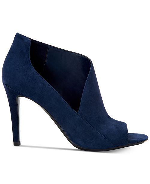 Calvin Klein Women's Nastassia Ankle Booties Women's Shoes LiSVa