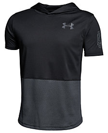 Under Armour Big Boys UA Baseline Hoodie