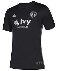 adidas Men's Sporting Kansas City Secondary Replica Jersey