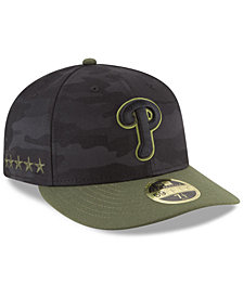 New Era Philadelphia Phillies Memorial Day Low Profile 59FIFTY FITTED Cap