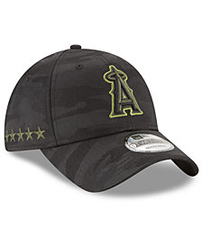 New Era Los Angeles Angels Memorial Day 9TWENTY Cap