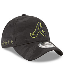 New Era Atlanta Braves Memorial Day 9TWENTY Cap