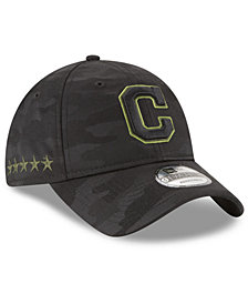 New Era Cleveland Indians Memorial Day 9TWENTY Cap