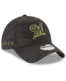 New Era Milwaukee Brewers Memorial Day 9TWENTY Cap