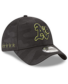 New Era Oakland Athletics Memorial Day 9TWENTY Cap