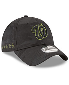 New Era Washington Nationals Memorial Day 9TWENTY Cap