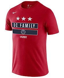 Nike Men's Washington Wizards Playoff Mantra Legend T-Shirt