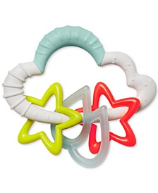 Silver Lining Cloud Rattle