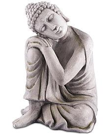 Buddha Thinking Gray