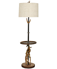 Stylecraft Southern Pines Floor Lamp