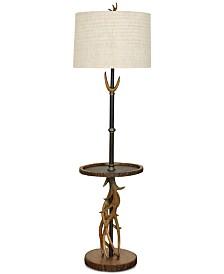 Stylecraft Southern Pines Floor Lamp
