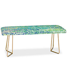 Deny Designs Khristian A Howell Bangalore Cool Bench