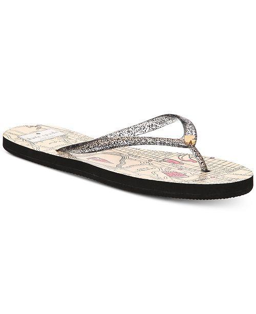b98b4762e95a kate spade new york Nassau Flip-Flop Sandals   Reviews - Sandals ...