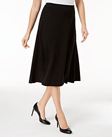 Calvin Klein A-Line Skirt