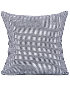 "Berkshire Modern Brick-Weave 18"" Square Decorative Pillow"