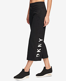 DKNY Sport High-Rise Culottes, Created for Macy's