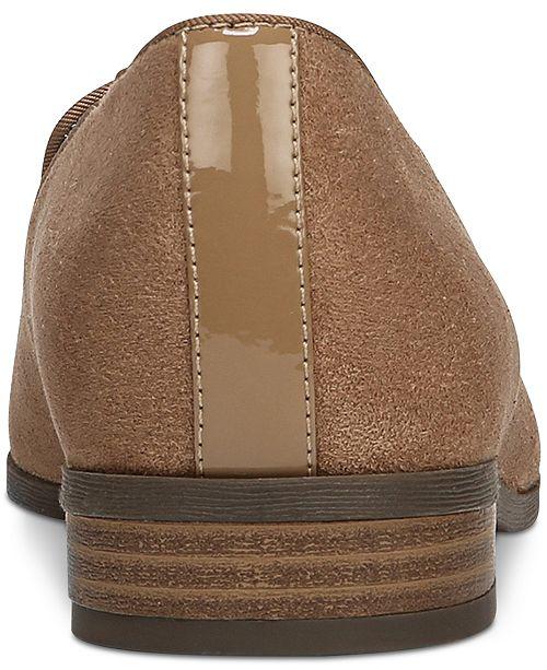 c8489b2246c Dr. Scholl s Emperor Smoking Flats   Reviews - Flats - Shoes - Macy s