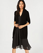 1fe40ee0217 Charter Club Pure Cashmere Duster in Regular   Petite Sizes