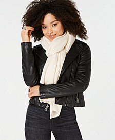Charter Club Pure Cashmere Oversized Scarf, Created for Macy's