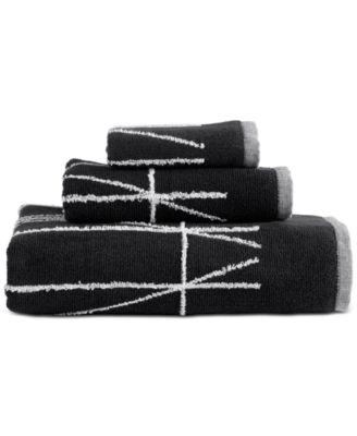 Geometrix Cotton Bath Towel