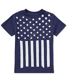 Polo Ralph Lauren Cotton Jersey T-Shirt, Little Boys
