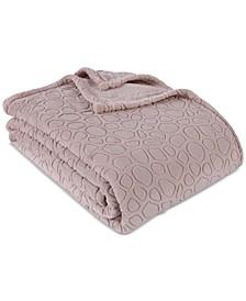 "PrimaLush™ Pebbles Embossed 60"" x 90"" Twin Bed Blanket"