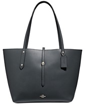 COACH Market Tote in Polished Pebble Leather. Quickview. 3 colors cc0354153b08b