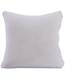 "Extra-Luxe 18"" Square Plush Throw Pillow"