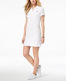 Tommy Hilfiger Sport Polo Dress, Created for Macy's