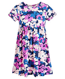 Epic Threads Toddler Girls Printed Pocket Dress, Created for Macy's