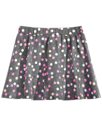 Little Girls Printed Scooter Skirt, Created for Macy's