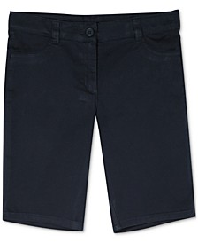 Big Girls Skinny Bermuda Shorts