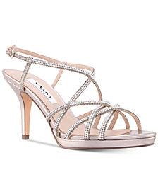 Nina Vilma Evening Sandals