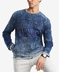 Tommy Hilfiger Denim Men's Tennant Sweatshirt, Created for Macy's