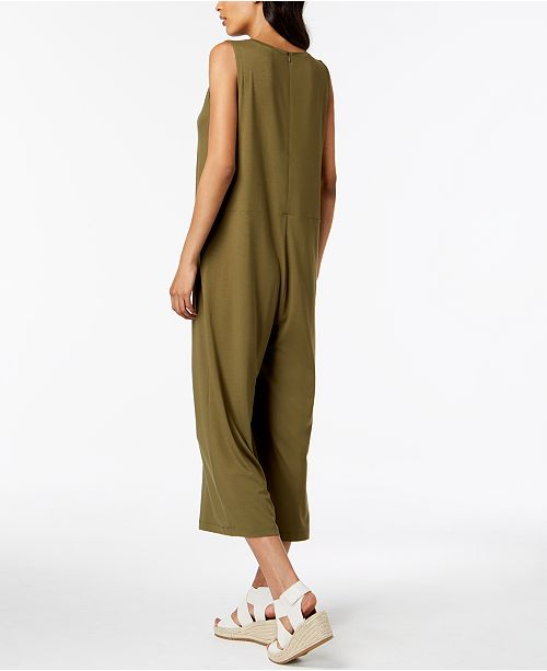 Leg amp; Olive Petite Jersey Stretch Fisher Regular Wide Eileen Jumpsuit 07pIxqRR