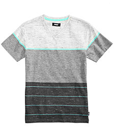 Univibe Big Boys Julian Striped T-Shirt