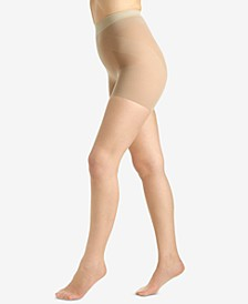 Women's  Butt Booster Ultra Shimmer Tummy Control Pantyhose Sheers 5017
