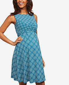 Motherhood Maternity Twist-Front Dress