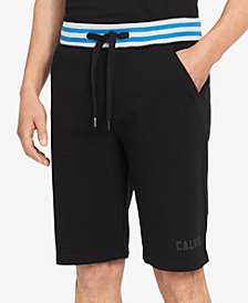 "Calvin Klein Jeans Men's Drawstring 10.5"" Inseam Shorts"