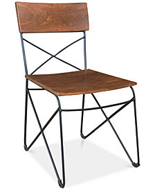 Highlander Dining Chair (Set of 2), Quick Ship