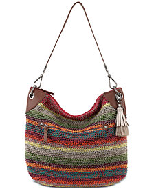 The Sak Indio Crochet Hobo