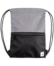 Jordan Big Boys Pivot Drawstring Sack Bag