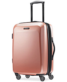 "American Tourister Moonlight 21"" Hardside Expandable Carry-On Spinner Suitcase"