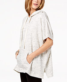 Style & Co Poncho Sweatshirt, Created for Macy's