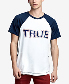 True Religion Men's Logo-Print T-Shirt