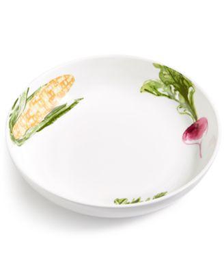 CLOSEOUT! Farmhouse Mixed Veggie Dinner Bowl