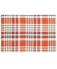 "Barry Plaid 13"" x 19"" Placemat"