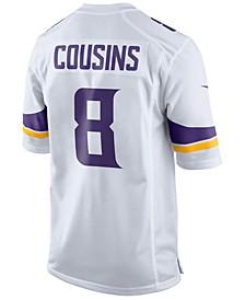 Men's Kirk Cousins Minnesota Vikings Game Jersey