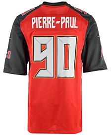Men's Jason Pierre-Paul Tampa Bay Buccaneers Game Jersey