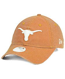 New Era Women's Texas Longhorns Rugged Hue 9TWENTY Cap